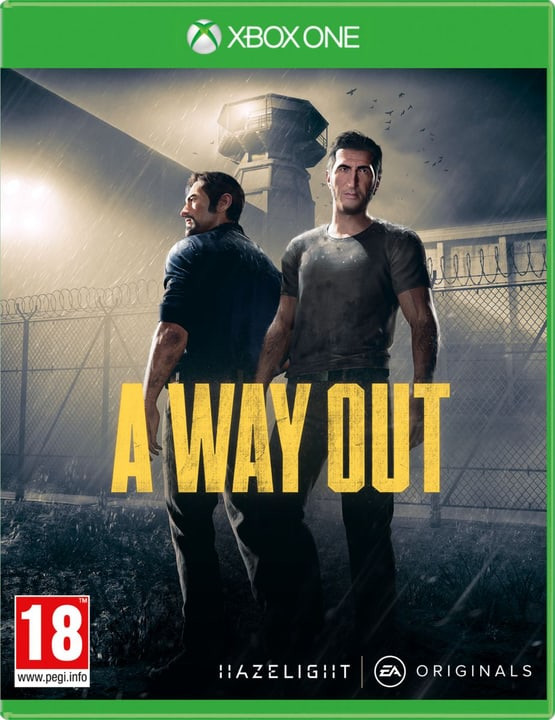 Xbox One - A Way Out Box 785300132053 N. figura 1