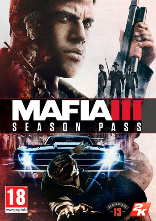 Mac - Mafia III Season Pass Numérique (ESD) 785300133552 Photo no. 1