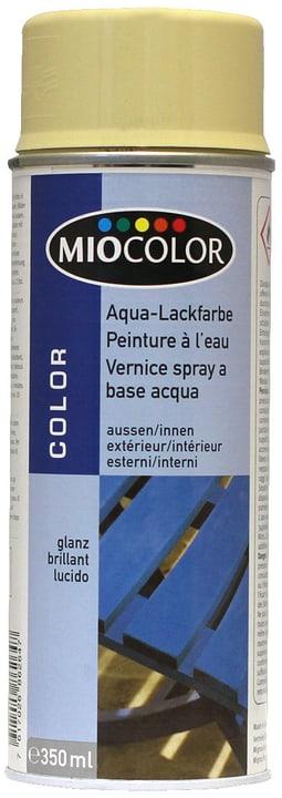 Vernice spray acrilica a base acqua Miocolor 660803500000 Colore Bianco crema Contenuto 350.0 ml N. figura 1