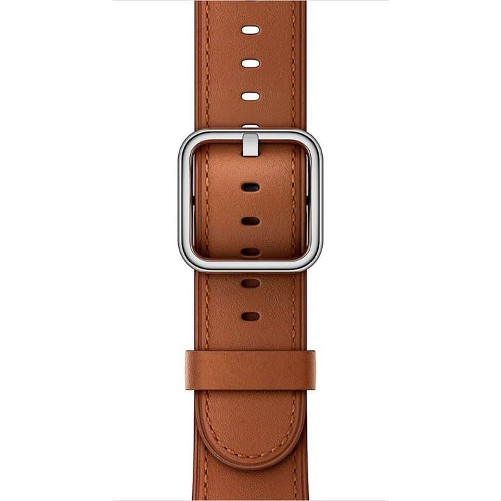 38 mm Klassisches Lederarmband, Sattelbraun Armband Apple 785300128932 Bild Nr. 1
