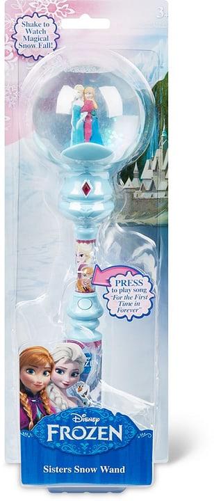 Bacchetta magica di neve di Frozen con Anna o Elsa 747433300000 N. figura 1