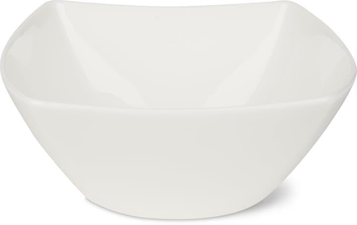 FINE LINE Müslischale Cucina & Tavola 700160800004 Farbe Weiss Grösse B: 16.0 cm x T: 16.0 cm x H: 6.5 cm Bild Nr. 1
