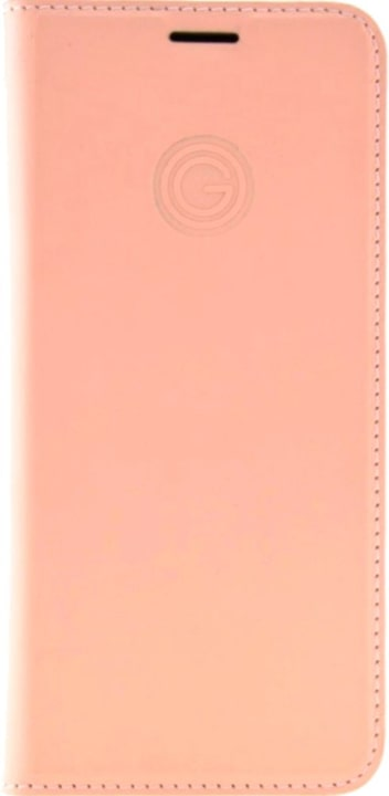 Book Cover Marc Dusky Pink Hülle MiKE GALELi 785300140884 Bild Nr. 1