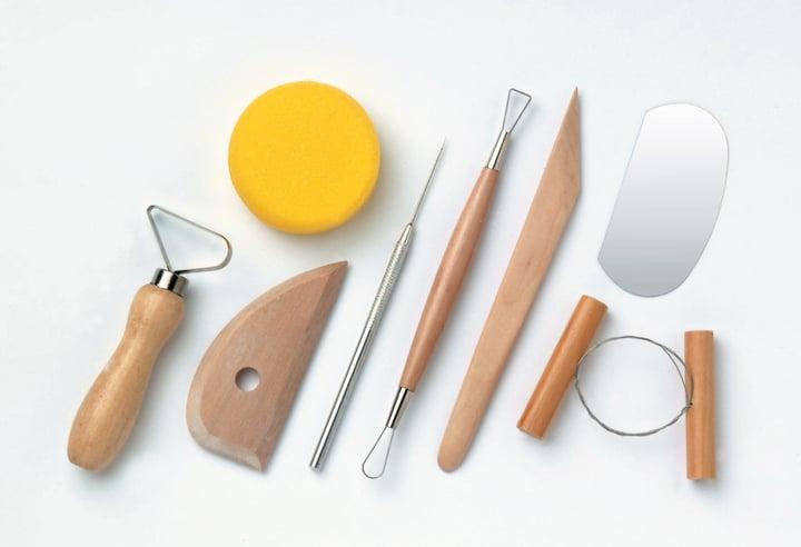Set utensili per modellare Glorex Hobby Time 664507900000 N. figura 1