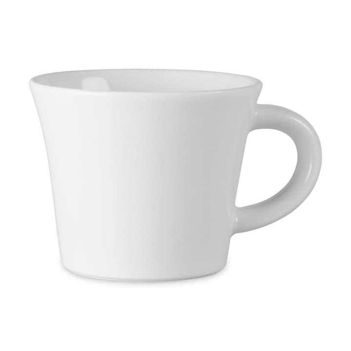 UPDATE Tazzina da espresso KAHLA 393000491488 Dimensioni L: 6.6 cm x P: 6.6 cm x A: 5.0 cm Colore Bianco N. figura 1
