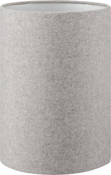 CYLINDER Abats-jour 20cm flanelle 420818900081 Couleur Gris Dimensions L: 20.0 cm x P: 20.0 cm x H: 29.0 cm x D: 20.0 cm Photo no. 1