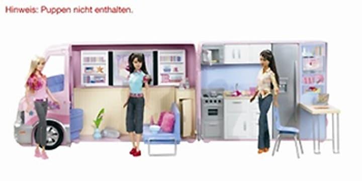 WR09 REISESPASS WOHNMOBIL Barbie 74595290000006 Bild Nr. 1