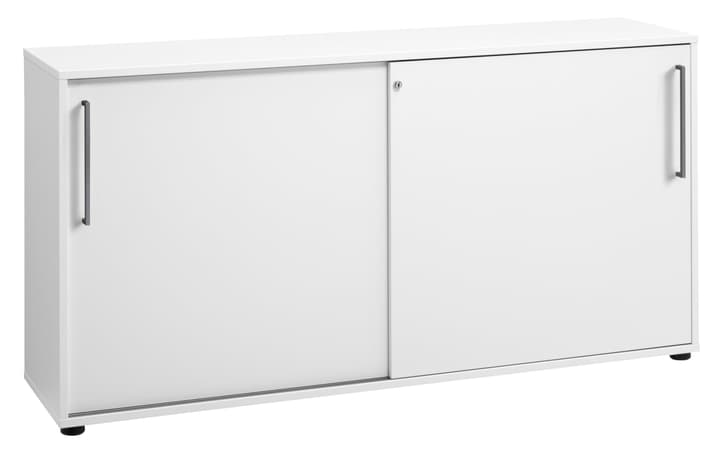 CONCEPT X Sideboard 401828600000 Grösse B: 156.2 cm x T: 40.6 cm x H: 79.3 cm Farbe Weiss Bild Nr. 1