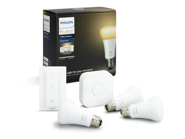 HUE Starter Kit White Ambiance Philips 380113900000 Photo no. 1
