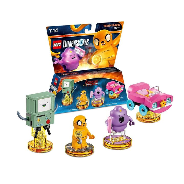 LEGO Dimensions Team Pack Adventure Time 785300121347 Photo no. 1
