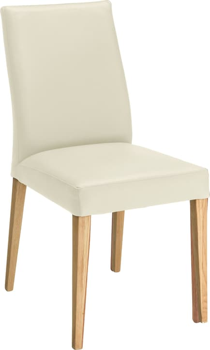 SERRA Chaise 402355500074 Dimensions L: 46.0 cm x P: 57.0 cm x H: 92.0 cm Couleur Beige Photo no. 1