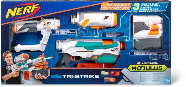 Nerf N-Strike Modulus Tri-Strike 744676800000 Photo no. 1