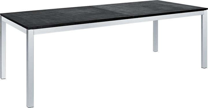 Granittisch LOCARNO, Supreme black, 220 cm M-Giardino 75312240000012 Bild Nr. 1
