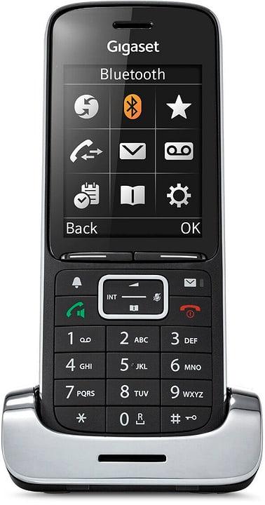 SL450HX CAT-iq VoIP noir Téléphone VoIP Gigaset 785300151951 Photo no. 1