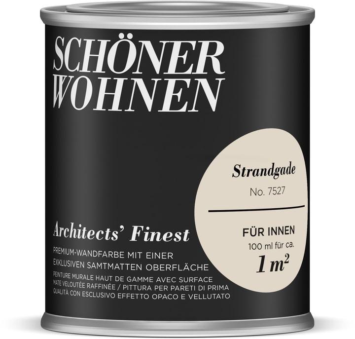 Architects' Finest 100 ml Strandgade Strandgade 100 ml Schöner Wohnen 660965200000 Colore Strandgade Contenuto 100.0 ml N. figura 1
