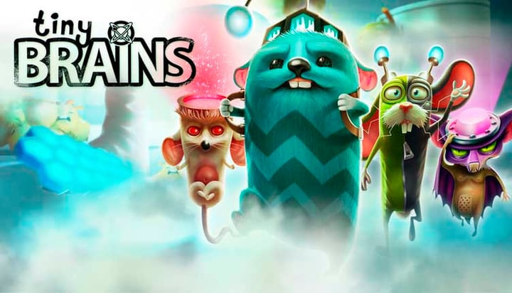 PC - Tiny Brains Download (ESD) 785300133598 N. figura 1