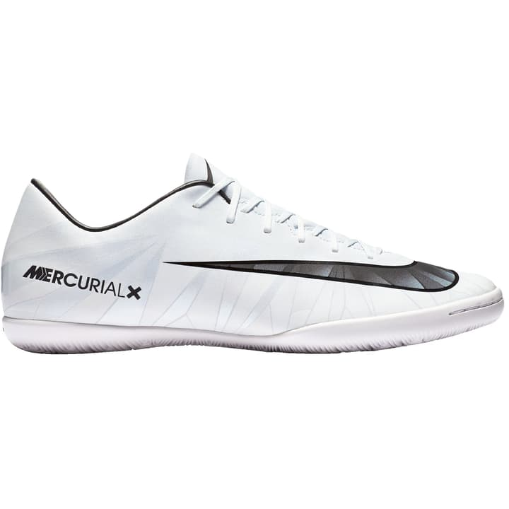 MercurialX Victory VI CR IC Chaussures de football pour homme Nike 493117239010 Couleur blanc Taille 39 Photo no. 1