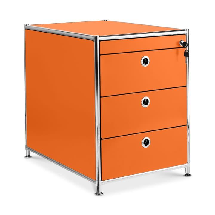 QUADRO Caisson 364250100057 Couleur Orange Dimensions L: 43.0 cm x P: 60.0 cm x H: 54.0 cm Photo no. 1