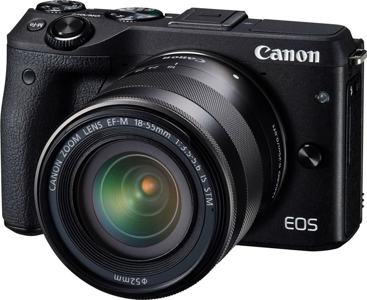 EOS M3 + 15-45mm IS STM Canon 785300126249 N. figura 1