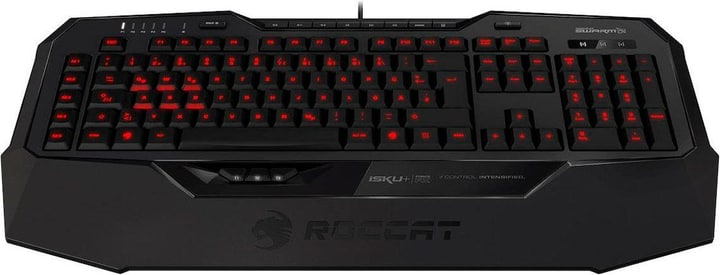 Isku+ Force FX - Gaming-Keyboard ROCCAT 785300128267 N. figura 1