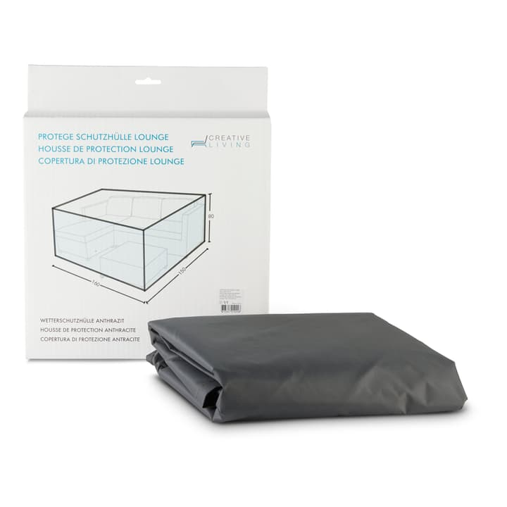 PROTEGE Schutzhülle für Lounge 150x160x80cm 368032900000 Bild Nr. 1