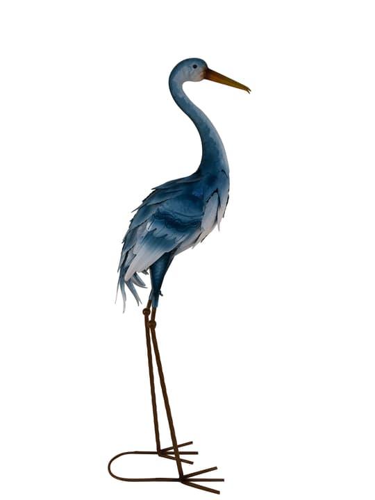 Deko Vogel Do it + Garden 657205700001 Farbe Blau Grösse L: 30.0 x B: 18.0 x H: 93.0 Bild Nr. 1