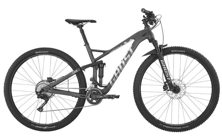 "SLAMR 4.9 29"" Mountainbike All Mountain Ghost 464804600480 Farbe grau Rahmengrösse M Bild Nr. 1"