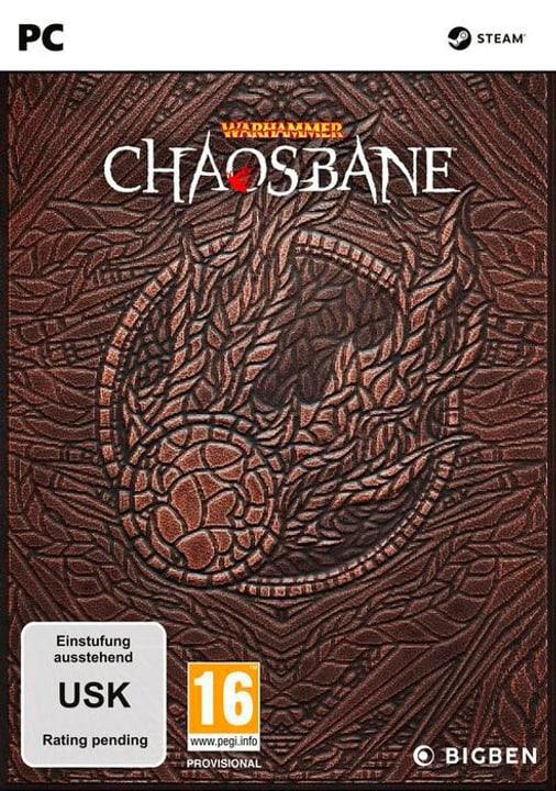 PC - Warhammer Chaosbane - Magnus Edition D/F Box 785300142242 N. figura 1