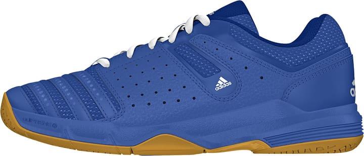 Court Stabil Chaussures d'intérieur pour enfant Adidas 460636134040 Couleur bleu Taille 34 Photo no. 1