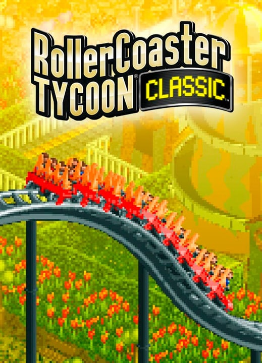 PC - RollerCoaster Tycoon World Digitale (ESD) 785300133591 N. figura 1