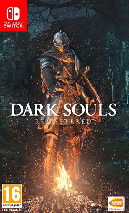 Switch - Dark Souls: Remastered (F) Physique (Box) 785300132577 Photo no. 1
