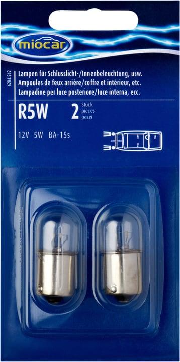 Ampoulen R5W, feu d'arrière/intérieur Miocar 620456200000 Photo no. 1
