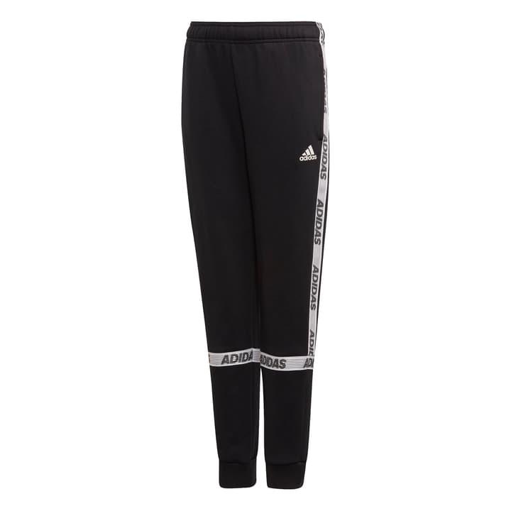Sport ID Sweatpant Pantalon de loisirs pour garçon Adidas 466940215220 Couleur noir Taille 152 Photo no. 1