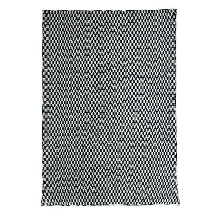 CHARLES Tapis 371021600000 Couleur Noir divers motifs Dimensions L: 200.0 cm x P: 300.0 cm Photo no. 1