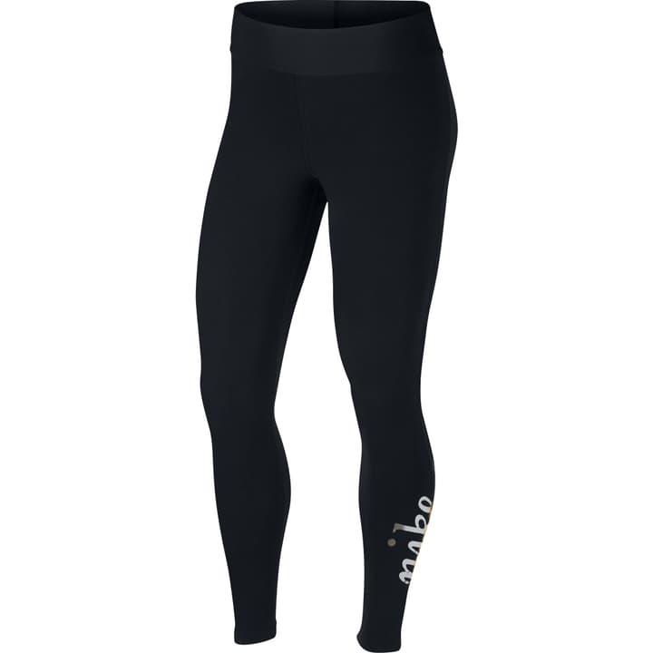 Women NSW Legging Metallic GX Damen-Leggings Nike 464203000520 Farbe schwarz Grösse L Bild-Nr. 1