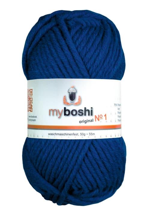 Laine Nr. 1 / col. 159 saphir My Boshi 665514000000 Couleur Saphir Photo no. 1