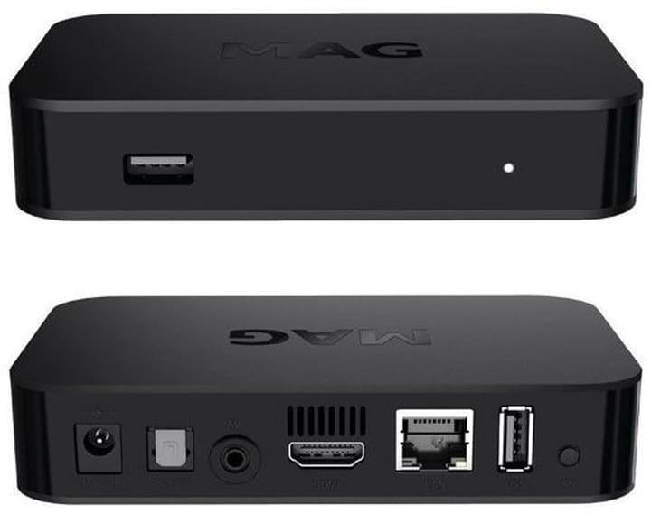 Mediaplayer / IPTV Player MAG322 IPTV Infomir 785300132737 Bild Nr. 1