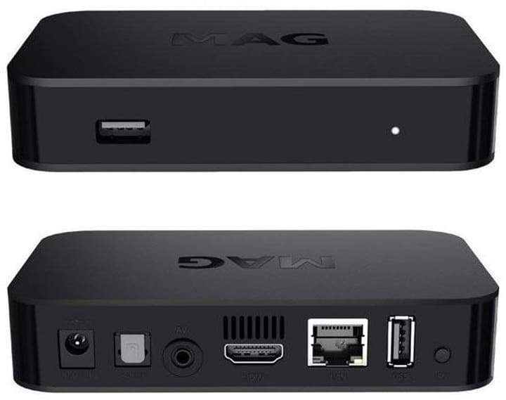 Mediaplayer / IPTV Player MAG322 Infomir 785300132737 Bild Nr. 1