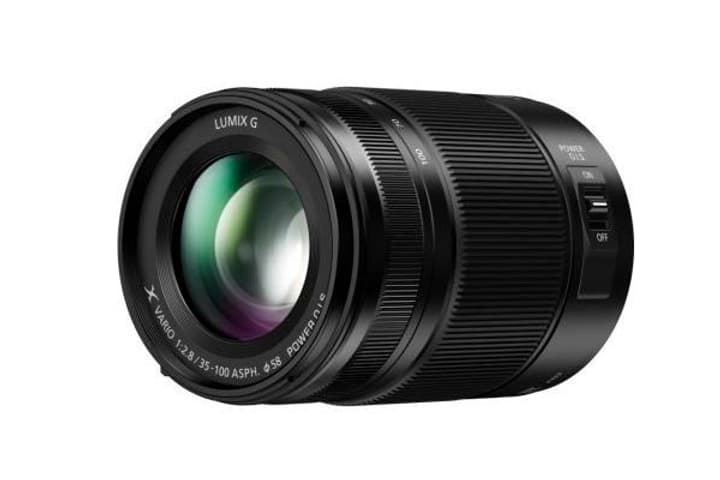 Lumix G 35-100mm 2.8 Objectif Objectif Panasonic 785300126068 Photo no. 1