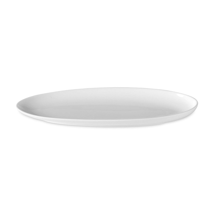 5 SENSES plat ovale KAHLA 393000840976 Dimensions L: 28.0 cm x P: 13.0 cm Couleur Blanc Photo no. 1