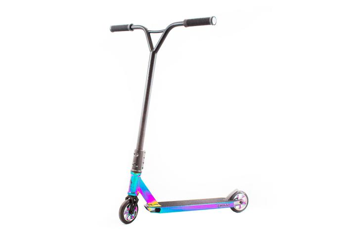 Pro 5200 Rainbow Stunt-Scooter Chilli 492384400000 Photo no. 1