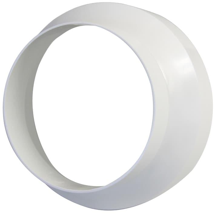 Réduction en matière synthétique Suprex 678016100000 Couleur Blanc Annotation de Ø 100 mm au Ø 125 mm Photo no. 1