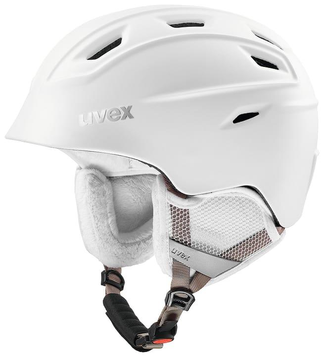 fierce Casque de sports d'hiver Uvex 461875755110 Couleur blanc Taille 55-59 Photo no. 1