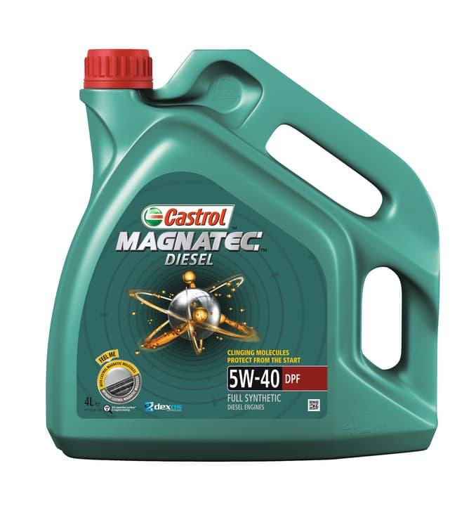 Huile moteur Magnatec Diesel DPF 5W40 Castrol 620184400000 Contenu 4.0 l Photo no. 1