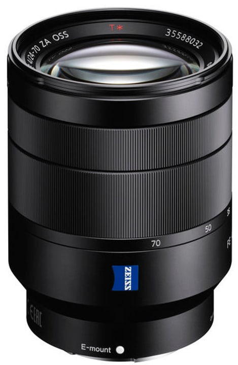 FE 24-70mm F/4 T* ZA OSS Objectif Objectif Sony 793427300000 Photo no. 1