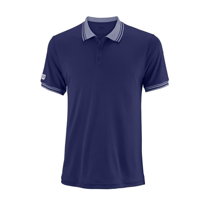 Team Polo Herren-Poloshirt Wilson 473227100622 Farbe dunkelblau Grösse XL Bild-Nr. 1