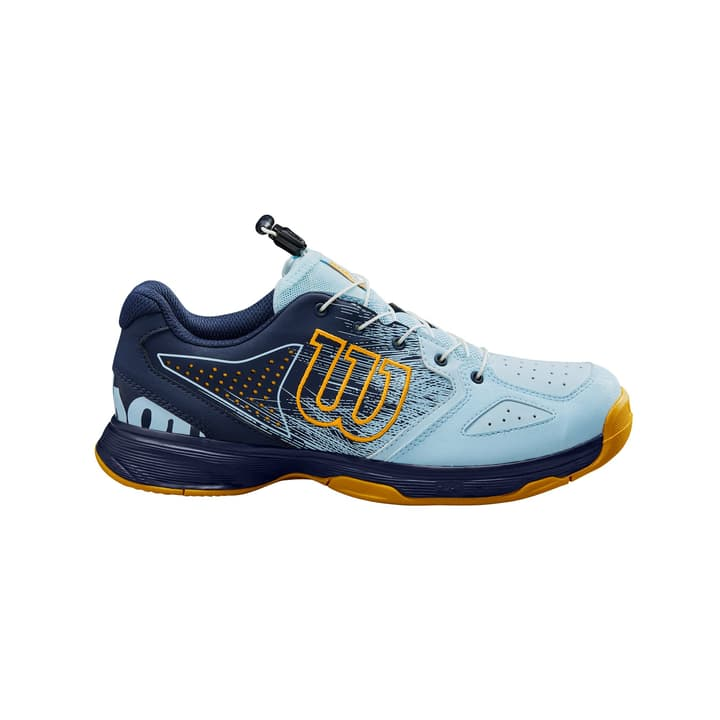 Kaos QL Scarpa da tennis bambino Wilson 460697139040 Colore blu Taglie 39 N. figura 1