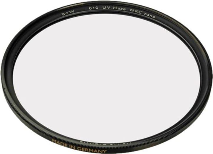Filtro UV Haze 62mm MRC Nano XS-Pro Di Filtro B+W Schneider 785300135334 N. figura 1