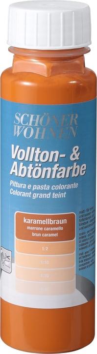 Pittura pien e per digradazione Marrone caramellato 250 ml Schöner Wohnen 660901600000 Colore Marrone caramellato Contenuto 250.0 ml N. figura 1