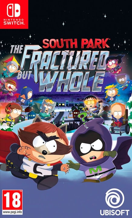 Switch - South Park - The Fractured But Whole Box 785300134253 Bild Nr. 1